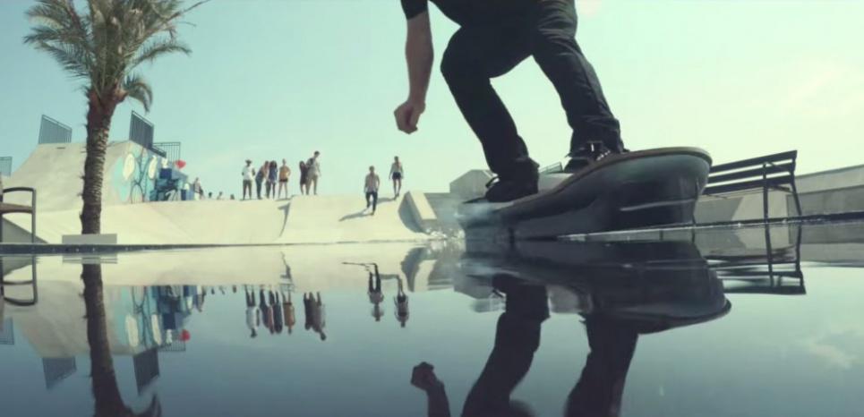 L'hoverboard de Lexus existe bien