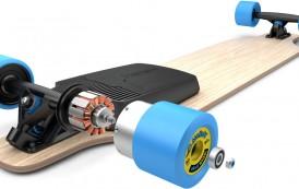 Mellow motorise les skateboard et longboard
