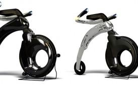 YikeBike, un vélo révolutionnaire