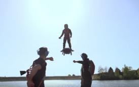 Flyboard Air : un hoverboard d'un nouveau genre