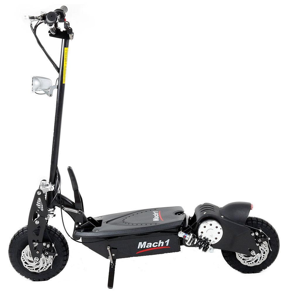 e scooter mach 1 1000w 36v trott 39 n 39 scoot have elec fun. Black Bedroom Furniture Sets. Home Design Ideas