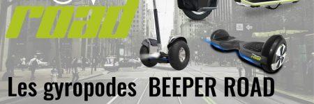 gyropodes BEEPER ROAD