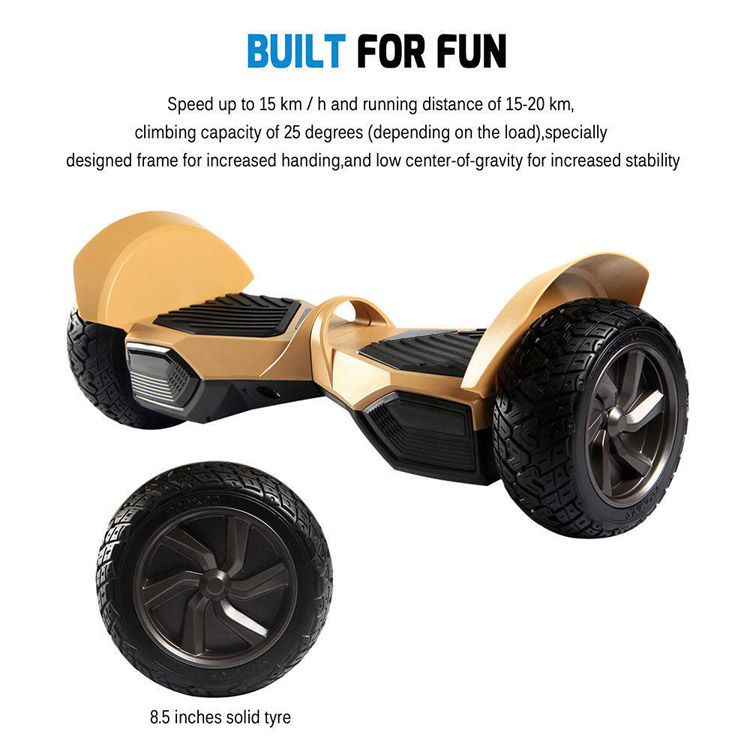 Hoverboard Megawheel