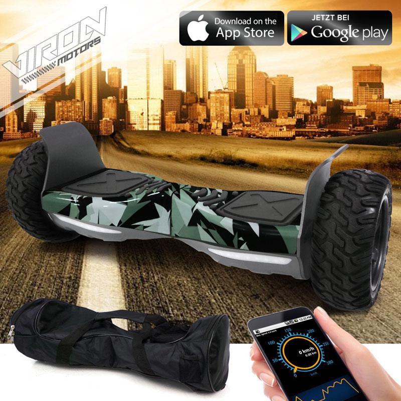 Hoverboard Viron Motors SUV 8.5