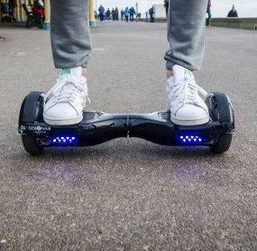Trottinette, gyropode, skateboard et roller : les règles de circulation à respecter