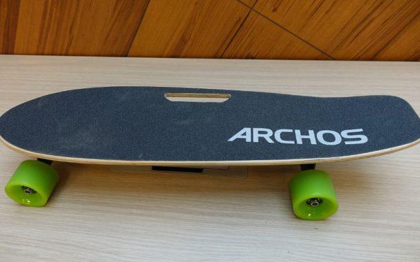 TEST / Archos Skate SK8 : easy e-rider !