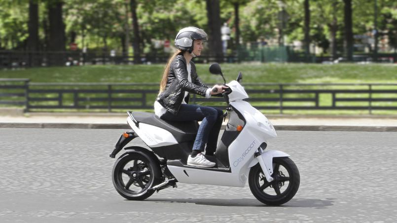 Paris va proposer aussi des scooters électriques en libre-service
