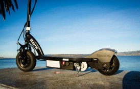 Car Tech – Razor scooters drive electric
