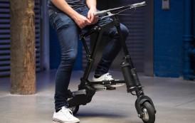 A-Bike Electric, un vélo à assistance électrique extrêmement compact