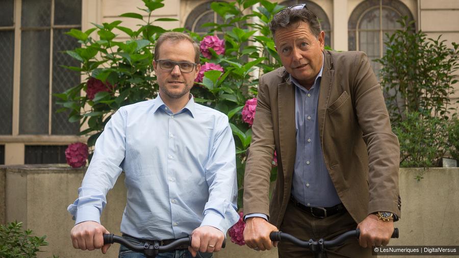 Le futur de la mobilité selon Wim Ouboter, fondateur de Micro