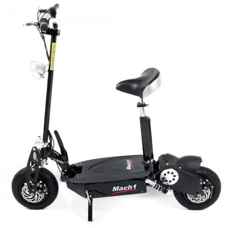 mach 1 e scooter 1000w 48v 45km h trott 39 n 39 scoot have. Black Bedroom Furniture Sets. Home Design Ideas