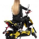 Scooter électrique SXT Raptor 1200
