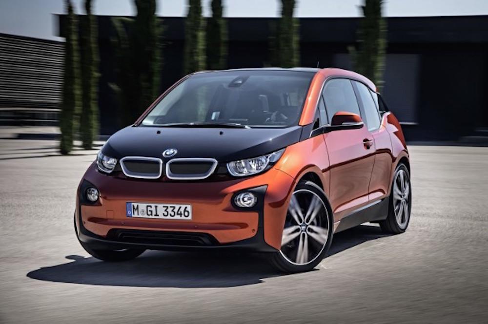 La BMW i3 comme base pour la voiture électrique d'Apple ?