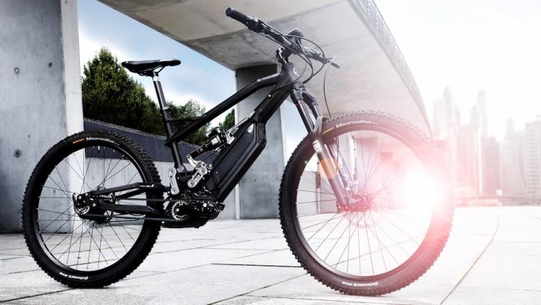 La division BMW i dévoile son vélo à assistance électrique