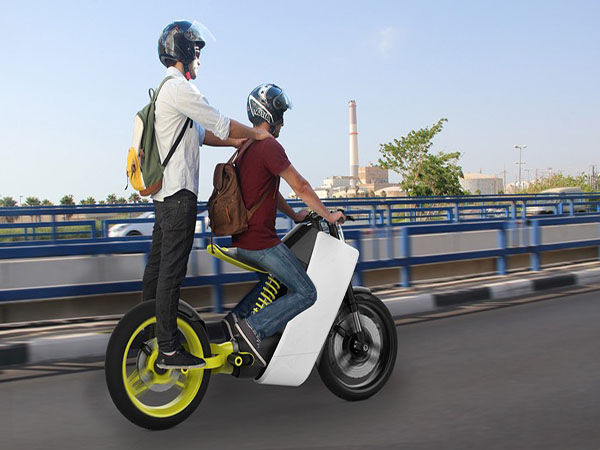 Illoto, un concept de moto électrique minimaliste