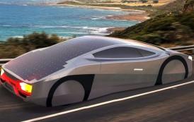 Immortus, la voiture électrique qui roule à l'infini