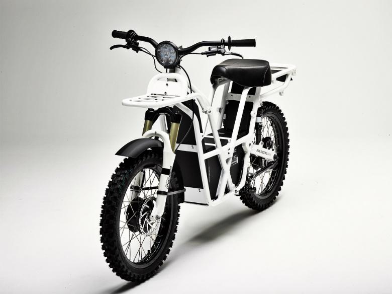 UBCO 2X2: Le vélo électrique bien monté