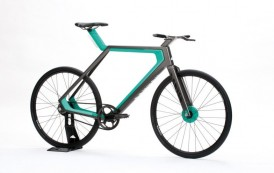 Vélo à assistance électrique nouvelle génération, Urban Rush