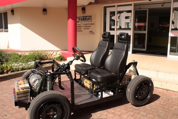 La voiture électrique en kit sortira en 2016