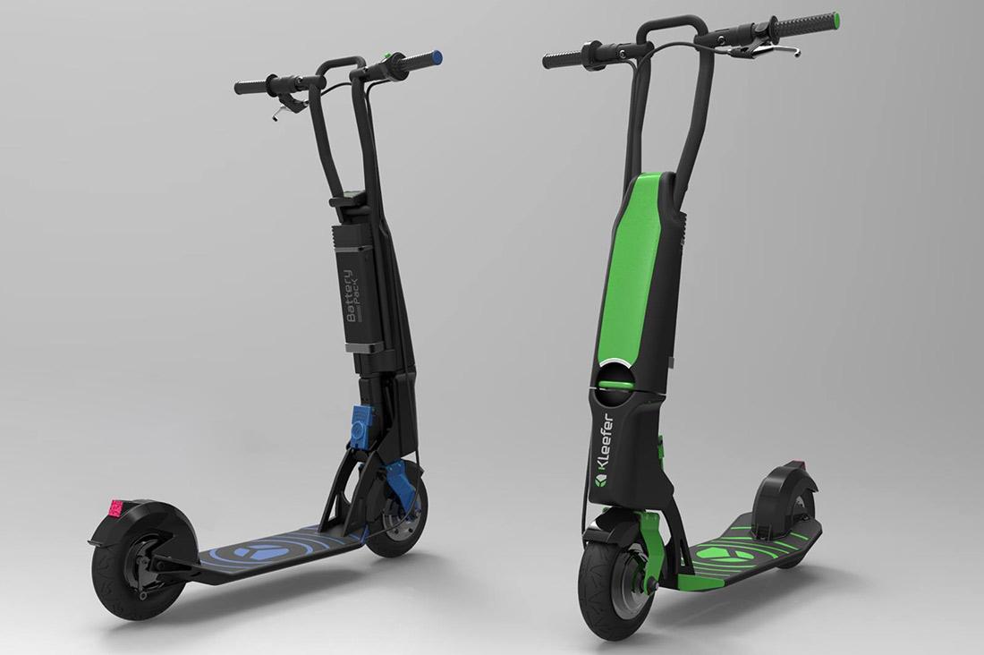 Kleefer Bud-e : la mobilité électrique à la française