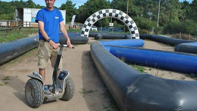 Le premier parc d'aventure 100 % électrique