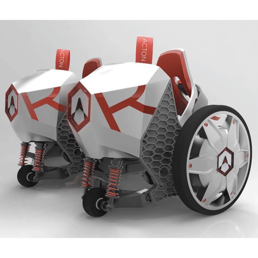 Eco-Riders présente ses engins du futur, silencieux et sans émission de CO2