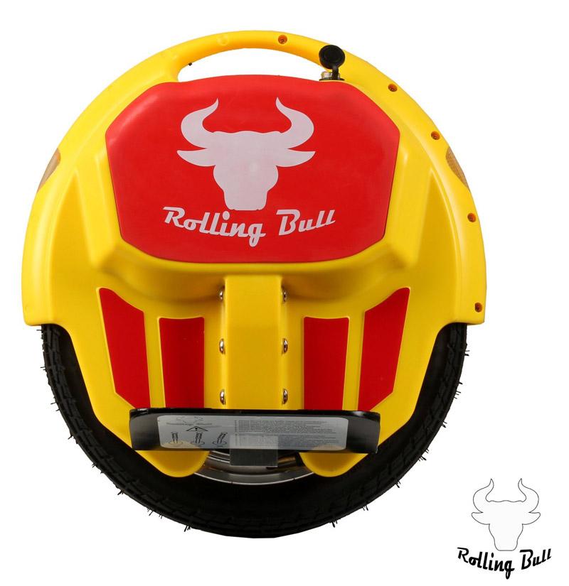 Gyroroue Rolling Bull x5
