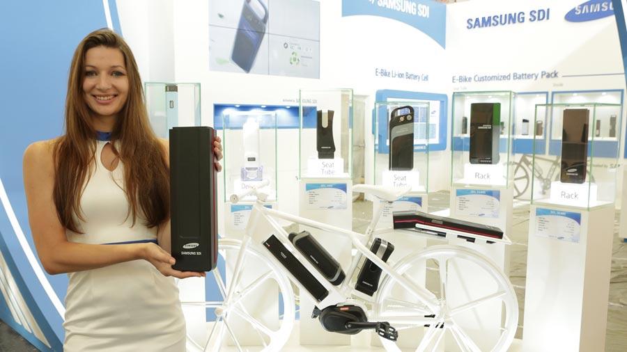 Samsung SDI : faire 100 km avec un vélo électrique, c'est possible