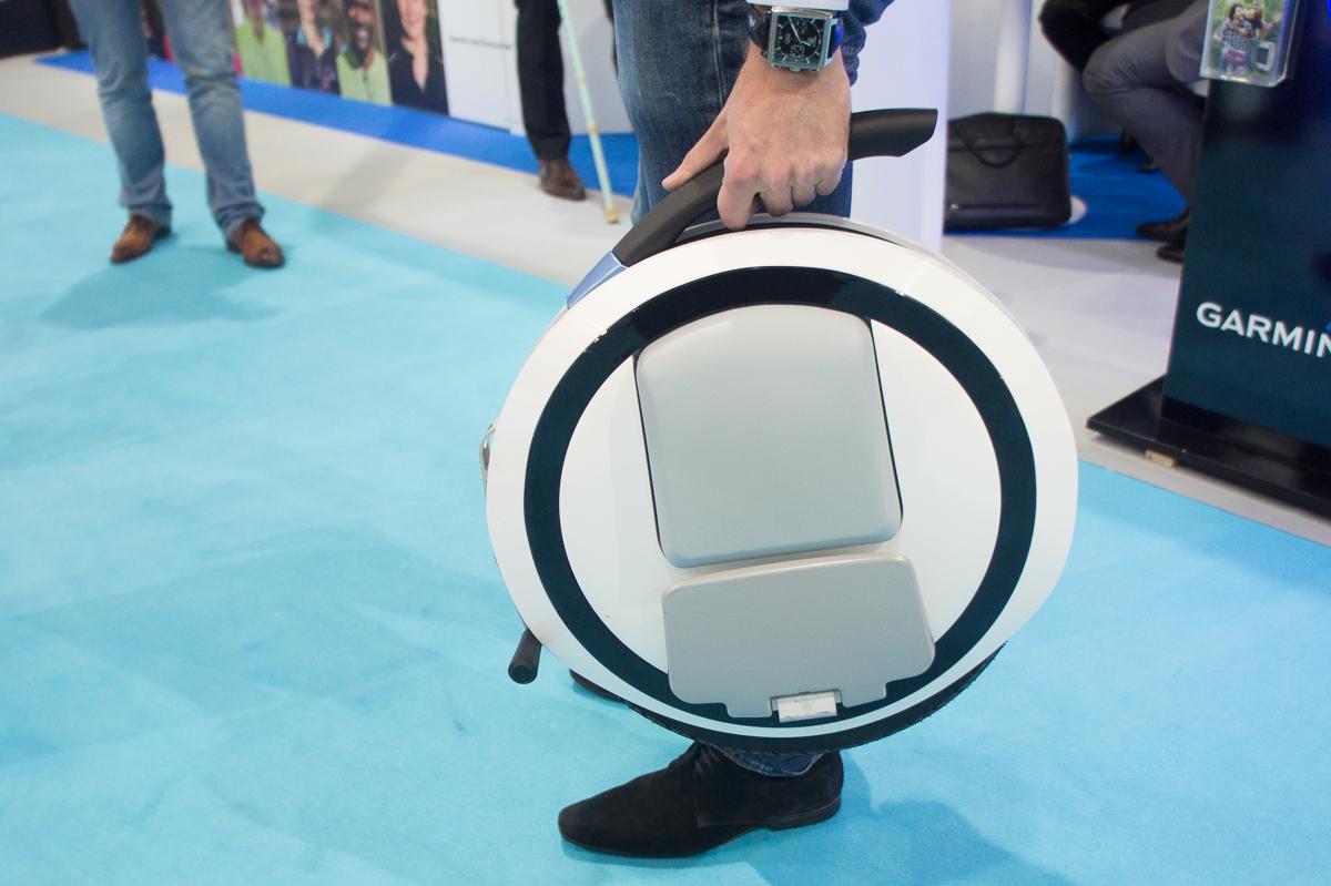 Ninebot One, la roue électrique agile qui garantit 20 km d'autonomie
