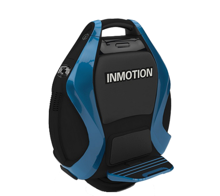 Arrivée à la rédaction de l'InMotion V3, la monoroue à deux roues