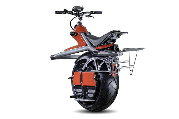 Ryno, le monocycle électrique du futur