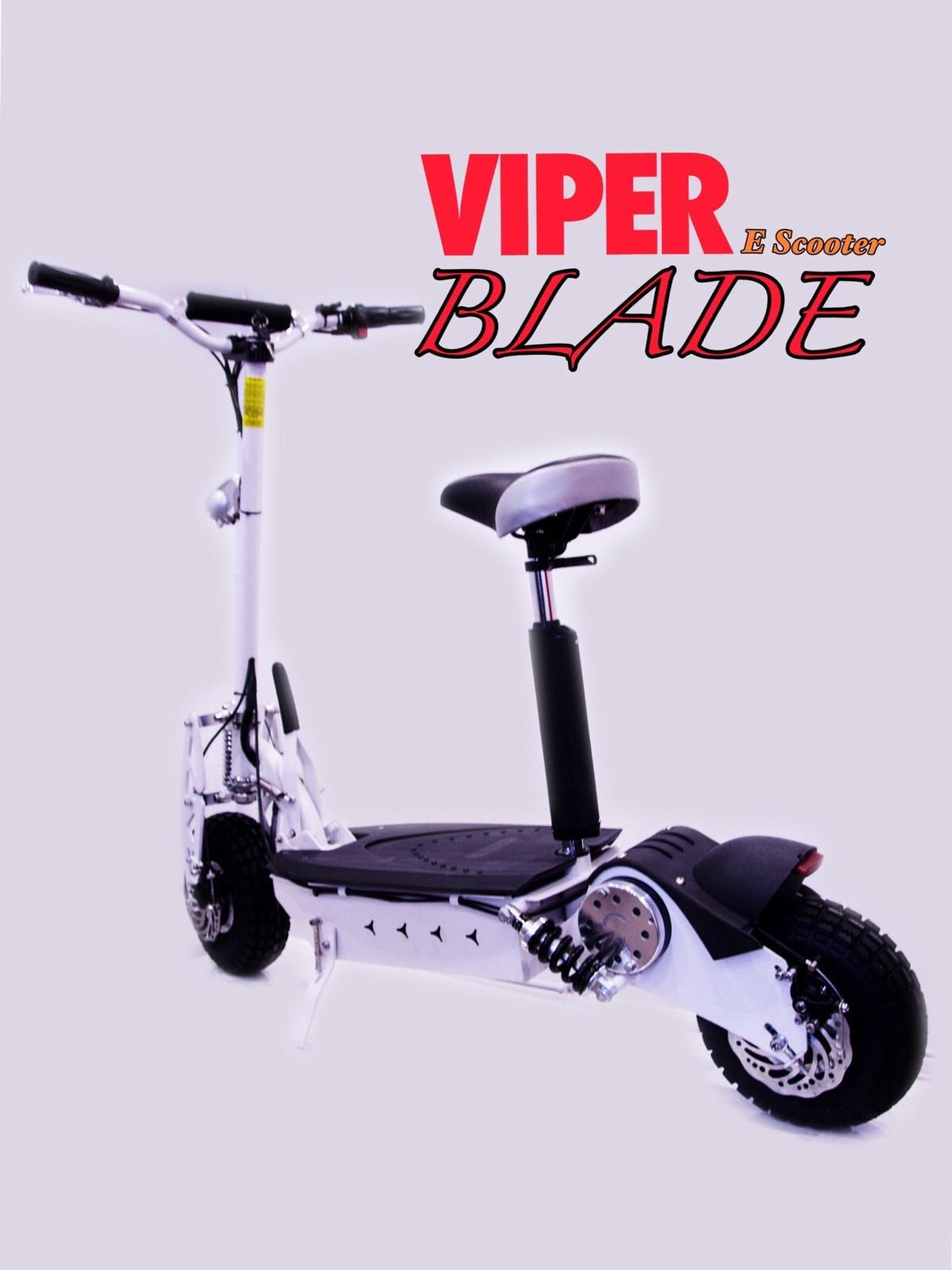 Trottinette électrique Viper Blade