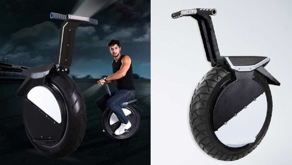 One Wheel, un gyropode avec un guidon