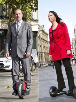Transports urbains : ils réinventent… la roue !