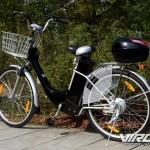 Vélo électrique Shimano Viron Motors