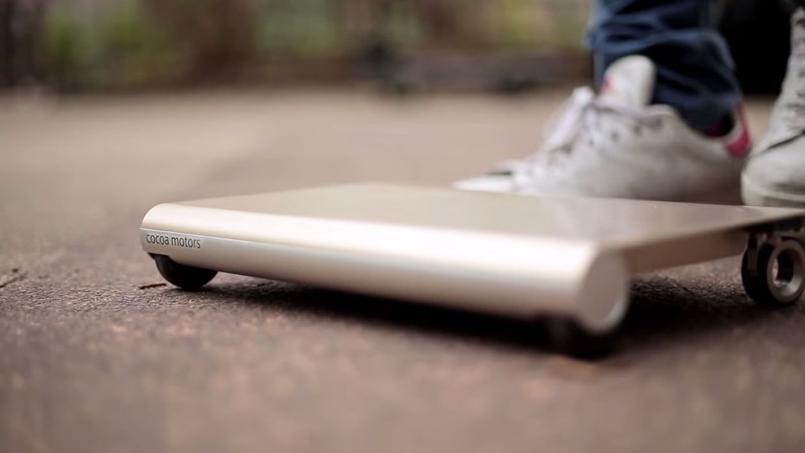 Le WalkCar, la tablette roulante qui se faufile partout