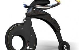YikeBike, le vélo écolo et pliable