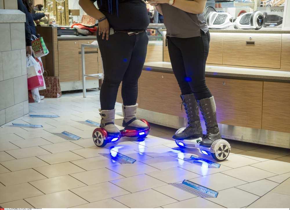 Les Etats-Unis enquêtent sur la sécurité des «hoverboards»
