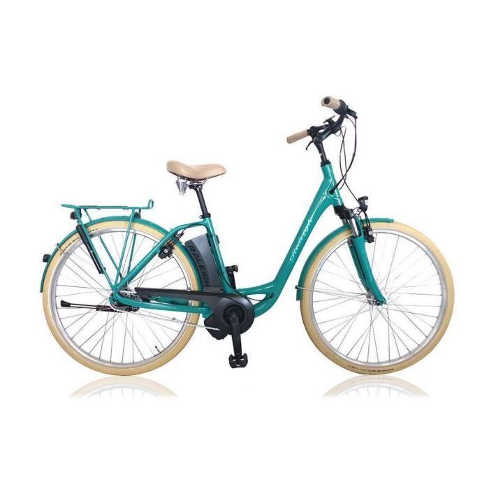 Vélo électrique Raleigh Dover Dutch Retro