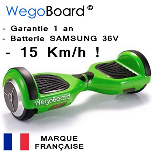 Skate électrique We-Go-Board