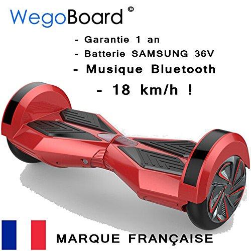 Skate électrique We-Go-Board