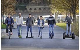 L'engouement des nouveaux modes de transport urbain