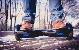 """On a testé un """"hoverboard"""" et c'est extrêmement fun!"""
