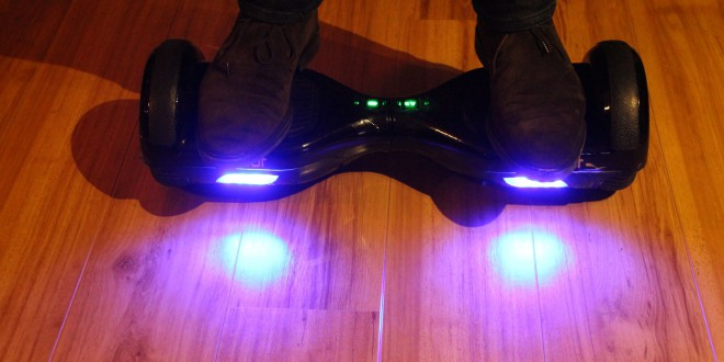 Exclusif – On a testé pour vous l'hoverboard Weebot !