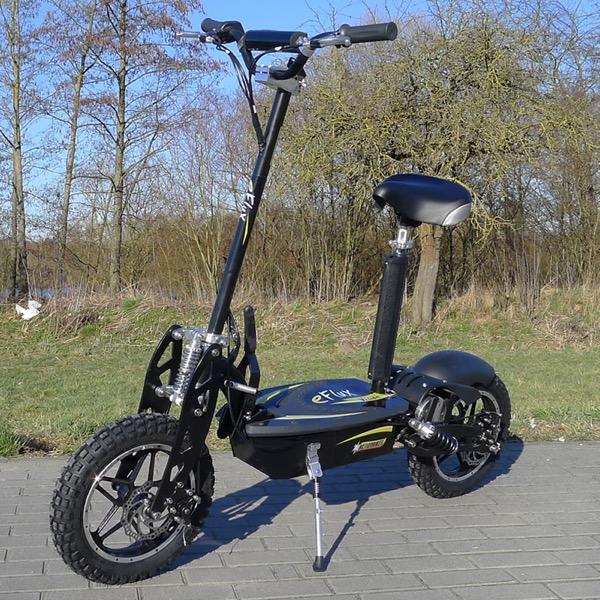 Scooter électrique eflux Vision