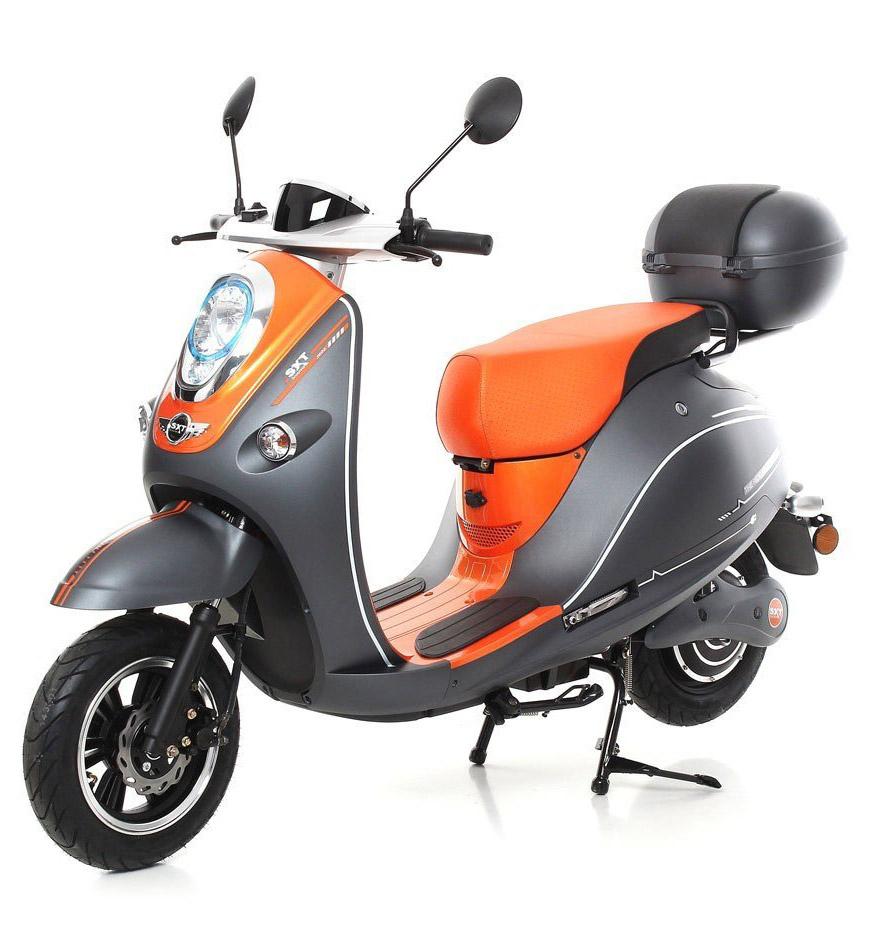 Scooter électrique SXT Gekko