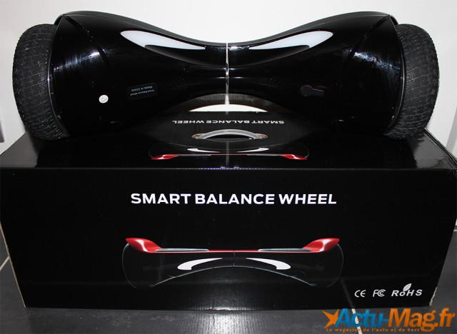 Nous avons testé le Smart Balance Wheel (Hoverboard)