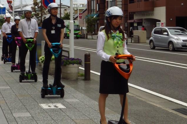 Toyota lance un nouveau véhicule au Japon