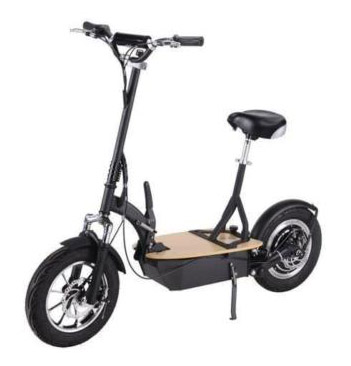 Patinette électrique Brushless 350W