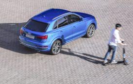 Audi propose un longboard connecté pour lutter contre les embouteillages